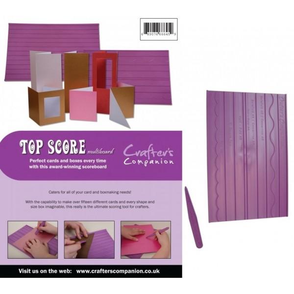 TOP SCORE – Инструмент за картички и кутии
