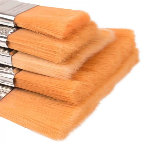 Плоски меки четки - Everyday на бройка