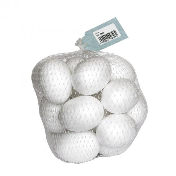 Стирофом яйце 60 mm, 20 бр.