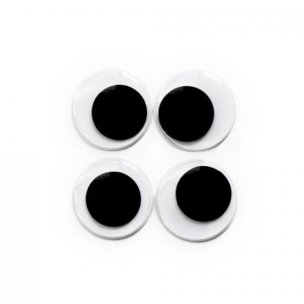 Очички самозалепващи 30 mm, 4 бр.