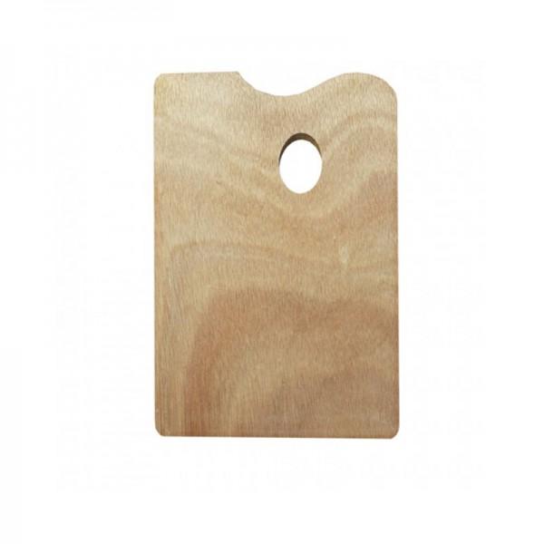 Colour it палитра 20*30 cm дървена правоъгълник