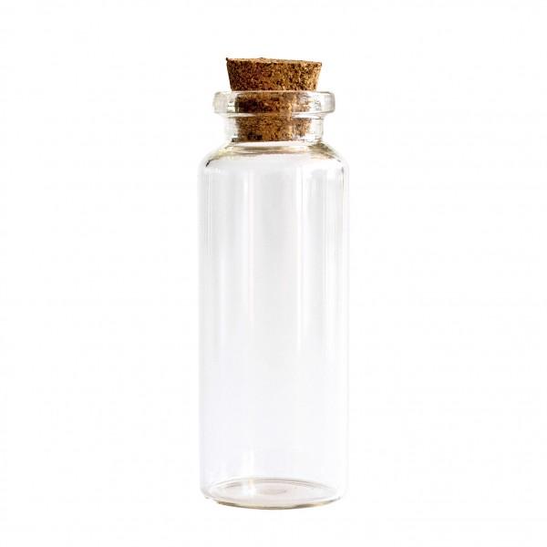 Стъклено бурканче 65*24 mm, 1 бр.