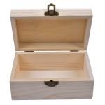 Дървена Кутия 15 x 9.5 x 6.5 cm
