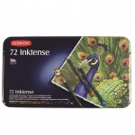 Derwent комплект моливи Инктенз 72 цвята