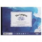 Daler Rowney скицник Langton Pad ROUGH A4, 12 листа, 300g
