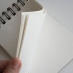 Скицник 'Dot Grid Sketch Pad' спирала A4 (21*29.7 cm) 60 листа хартия Ivory 80g