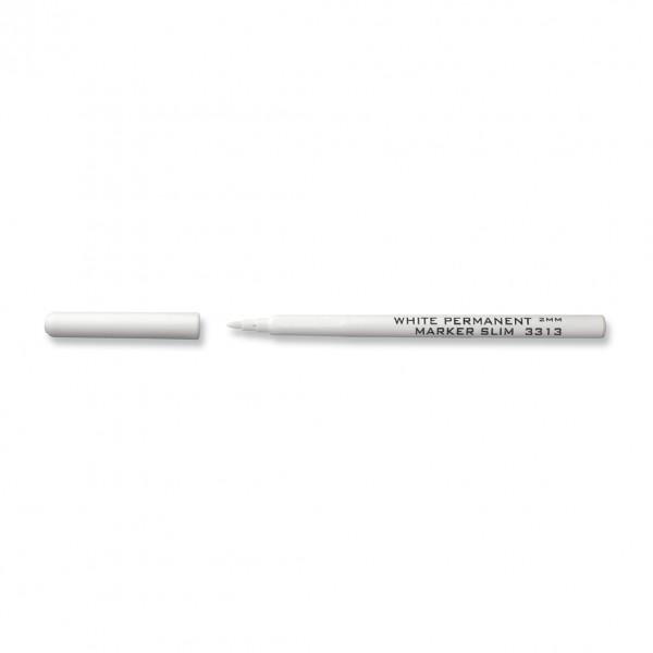 KOH-I-NOOR бял перманентен маркер 2mm
