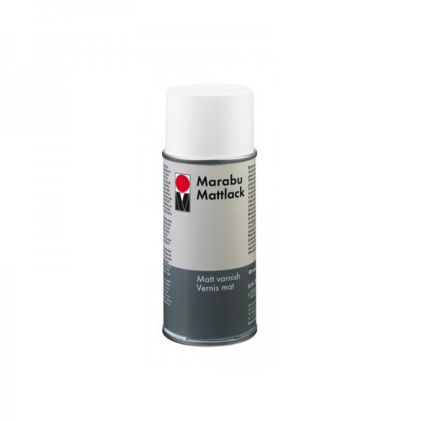 Marabu лак 150 ml МАТЛАК аерозол