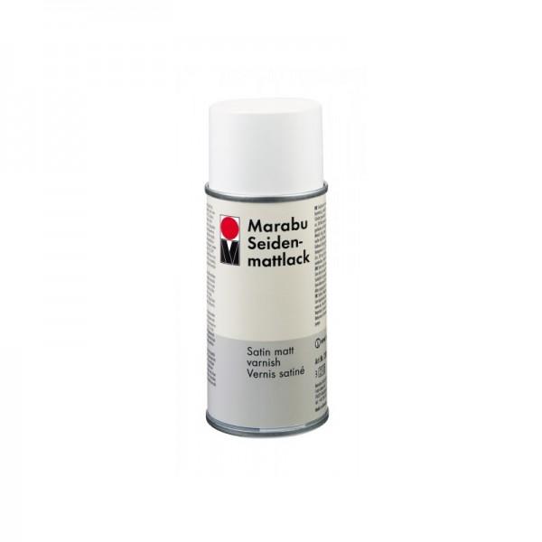 Marabu лак 150 ml САТЕНЛАК аерозол