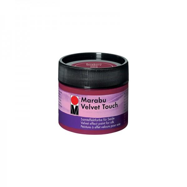 Боя за коприна с кадифен ефект - Marabu Velvet Touch 100 ml