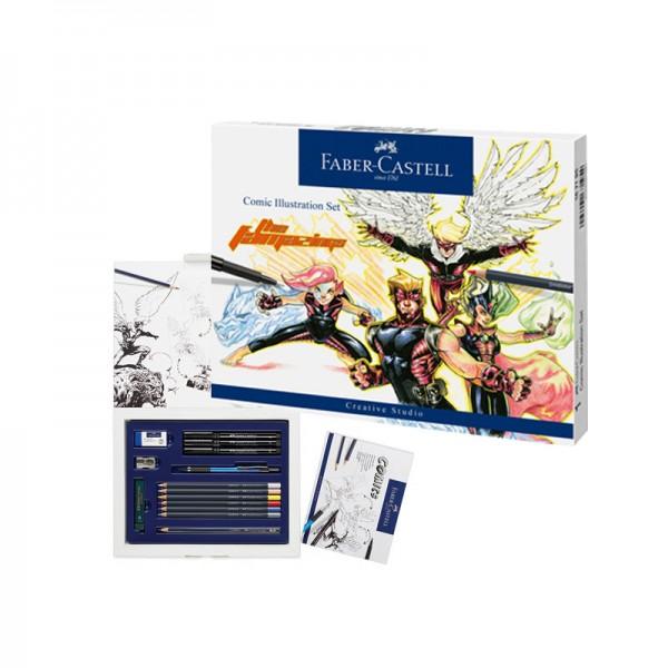 Комплекти Manga&Comic-PITT Artist Pen 15 бр - Comic 3D set