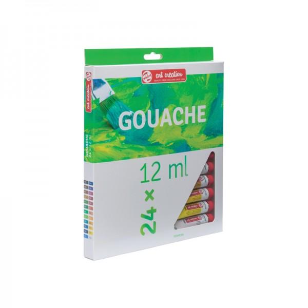 Talens ArtCreation темпера комплект 24 цвята по 12 ml