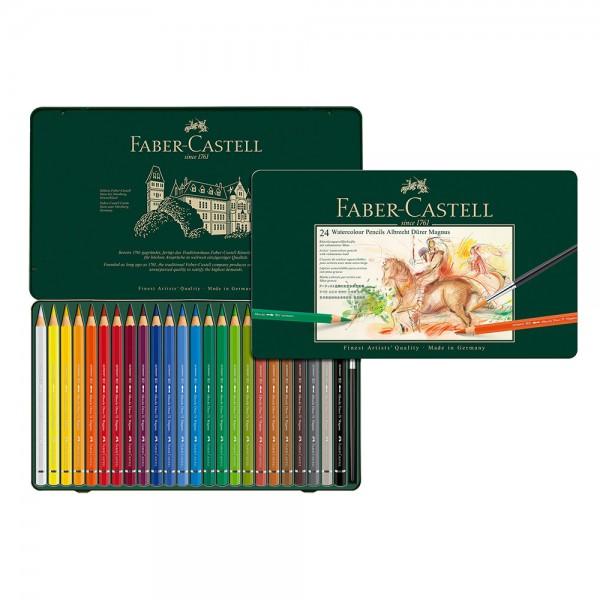 Акварелни моливи 24 цв. - Albrecht Durer Magnus Faber-Castell