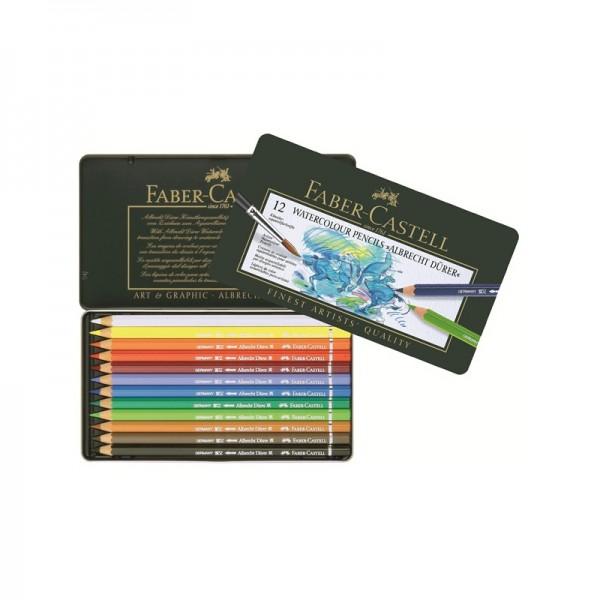Акварелни моливи 12 цв Albrecht Durer - Faber Castell
