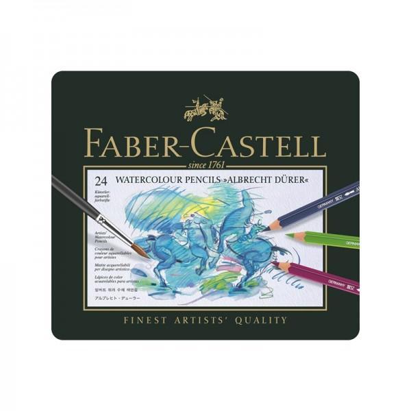 Акварелни моливи 24 цв Albrecht Durer - Faber Castell