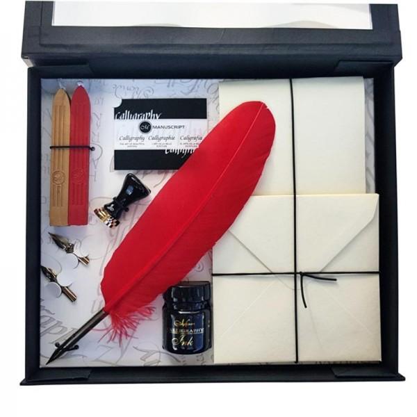 MANUSCRIPT Луксозен комплект за кореспонденция
