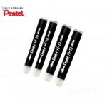 Pentel ink cartridge - 4 пълнителя черни за калиграфска четка