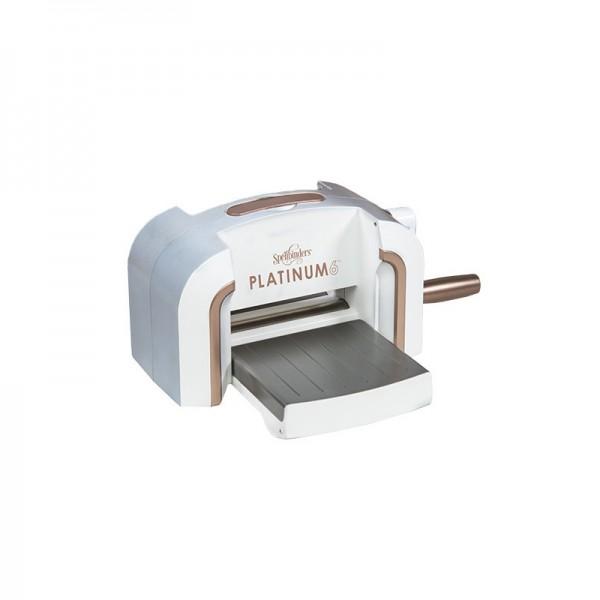 PLATINUM 6 MACHINE - Машина за изрязване и релеф 15.2cm Spellbinders USA