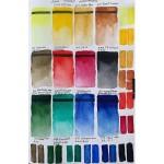 Акварелни Бои в Комплект Rosa Studio : 12 цвята