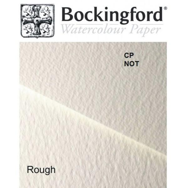 BOCKINGFORD 300g ROUGH 56 X 76 cm. - АКВАРЕЛЕН КАРТОН # Made in England