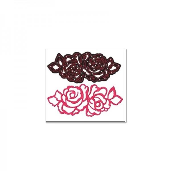 CRAFTS TOO Cutting Stencil - Щанца за рязане ROSE