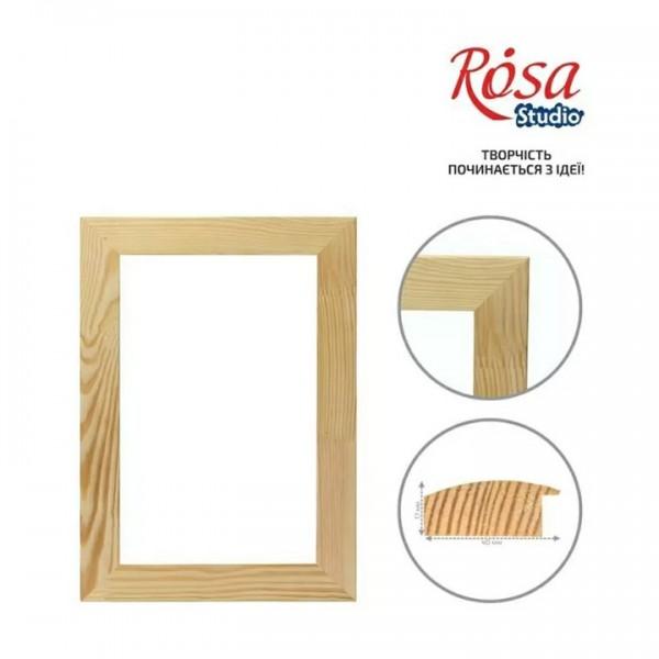 Дървена Рамка Rosa Albero (17x40 mm) за размер 30x40 cm