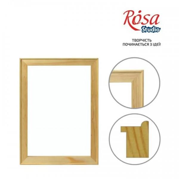 Дървена Рамка Rosa Studio 3D (25x33 mm) за Размер 30x40 см