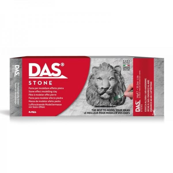 DAS Stone Глина 1kg ефект камък