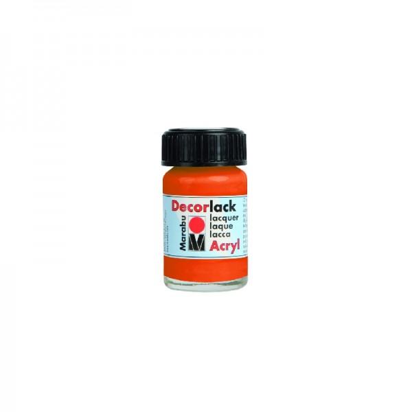Акрилна гланцова боя - Marabu Decorlack 15 ml