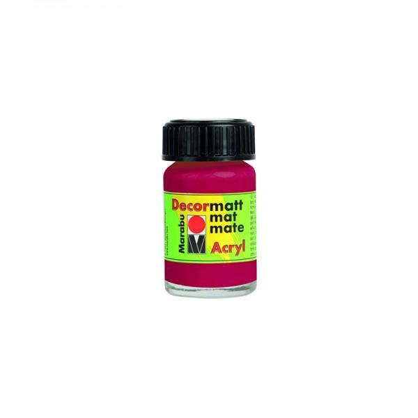 Акрилна матова боя - Marabu Decormatt 15 ml