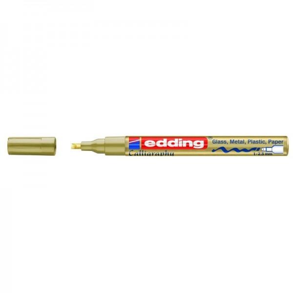 Edding Калиграфски Paint маркер E-753/ 1-2.5mm