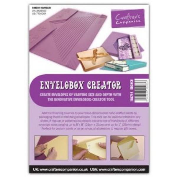 ENVELOBOX CREATOR – Инструмент за кутии-пликове
