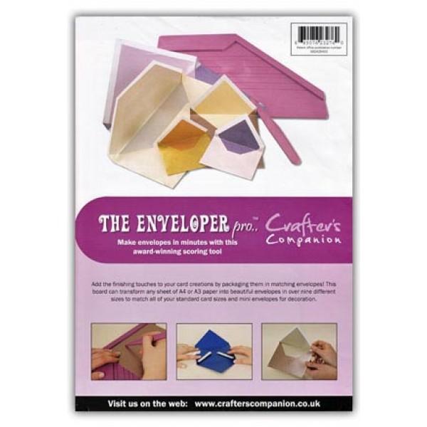 ENVELOPER Pro – Инструмент за ИЗРАБОТКА на ПЛИКОВЕ