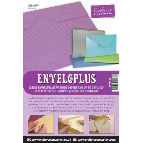 ENVELOPLUS - Инструмент за пликове / опаковки