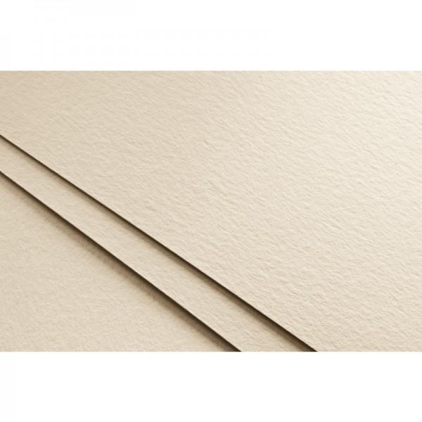 Fabriano Unica Crema - картон, 50х70см, 250 грама