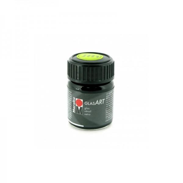Marabu - боя за стъкло GlasArt 15 ml