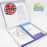Комплект за манга ANNA - GO MANGA ALCOHOL MARKER KIT