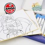 Комплект за манга MAX - GO MANGA ALCOHOL MARKER KIT
