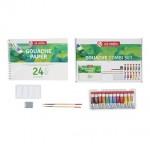Комплект темперни бои и материали - Art Creation Gouache Combi set
