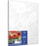 Комплект за Рисуване по Номера : Сложност II : Полски Цветя
