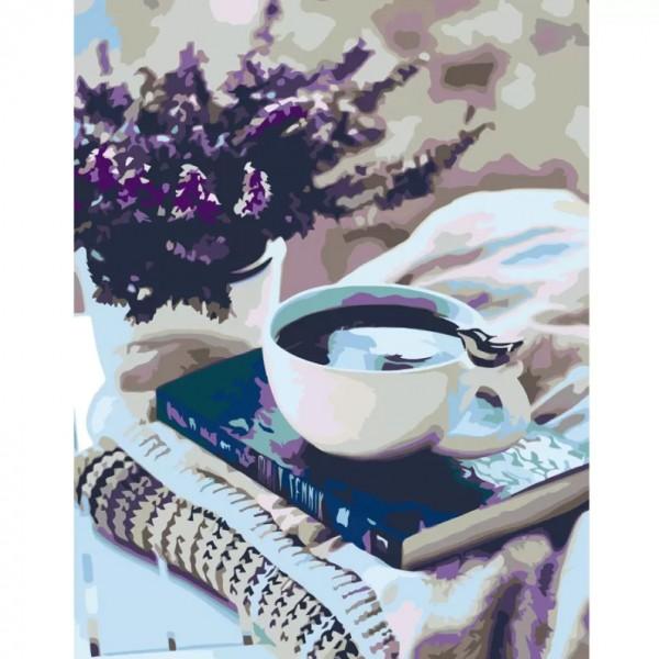 Комплект за Рисуване по Номера : Сложност II : Вълшебна Утрин