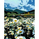 Комплект за Рисуване по Номера : Сложност III : Поле от Лайка