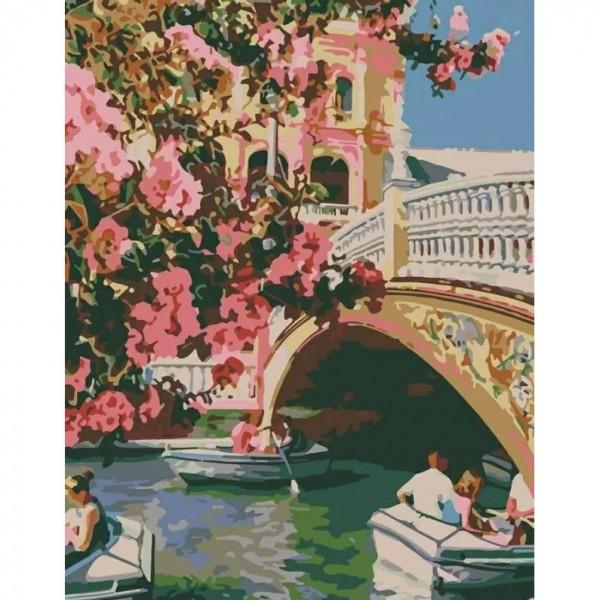 Комплект за Рисуване по Номера : Сложност III : Романтично Настроение