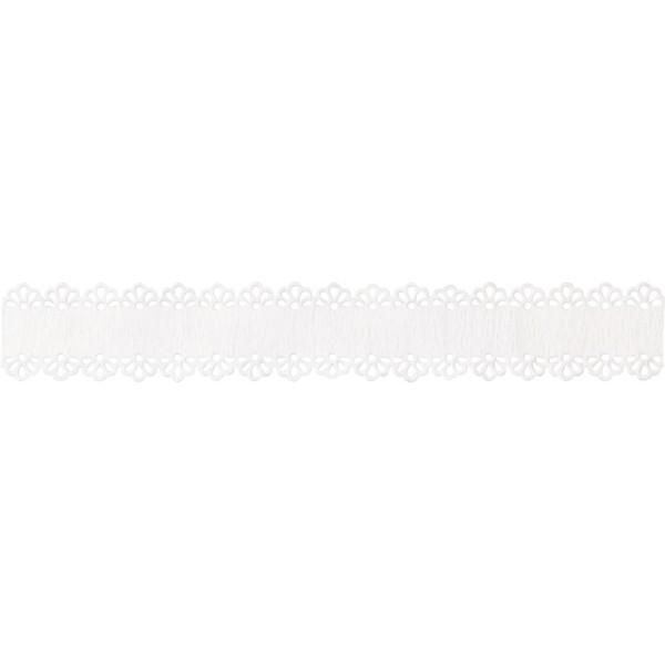 Лепяща лента Heyda дантела хартия 200 cm 76