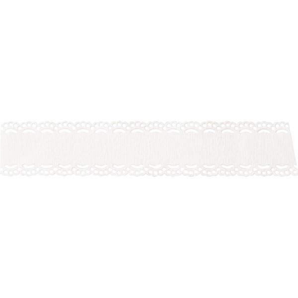Лепяща лента Heyda дантела хартия 200 cm 77