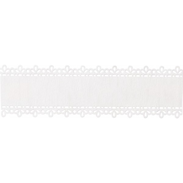 Лепяща лента Heyda дантела хартия 200 cm 78