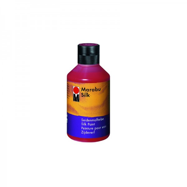 Боя за коприна - Marabu Silk 250 ml