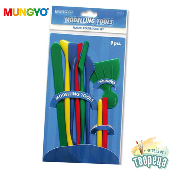 Инструменти за глина комплект Mungyo