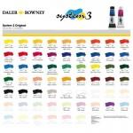 Daler Rowney System 3 - акрилна боя, 59 ml