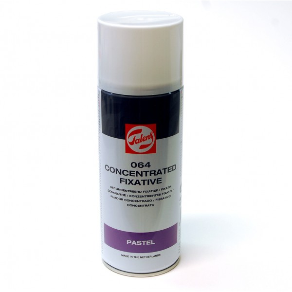 SPRAY TALENS FIXATIVE Concentrated - Фиксатив за пастел и въглен 400мл спрей